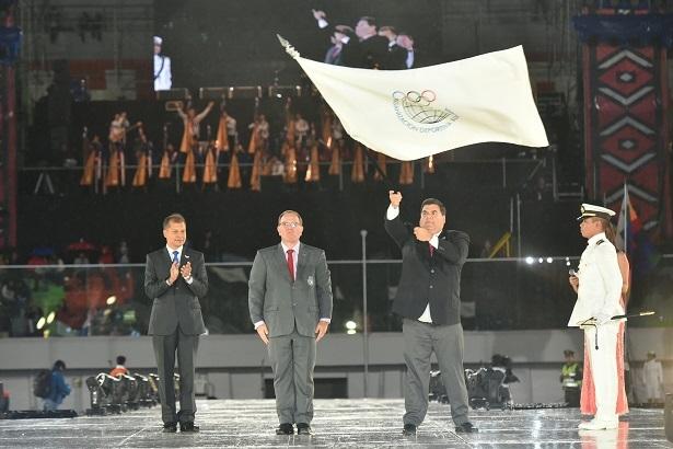 Bolivia Cierra Juegos Suramericanos Con La Satisfacción Del Deber