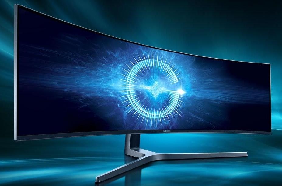 Samsung presentará en Bolivia su nuevo monitor gamer de 49 pulgadas